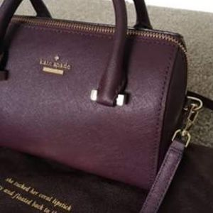 Kate Spade Purse Leather Handbag